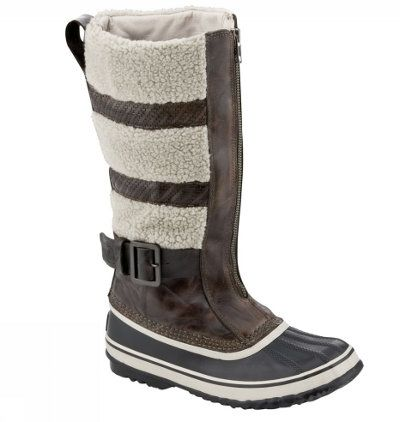 sorel winterlaars dames helen of tundra