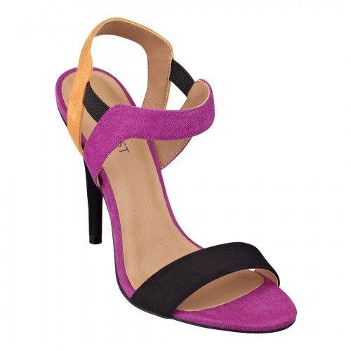 Inspire sandaal met hoge hak