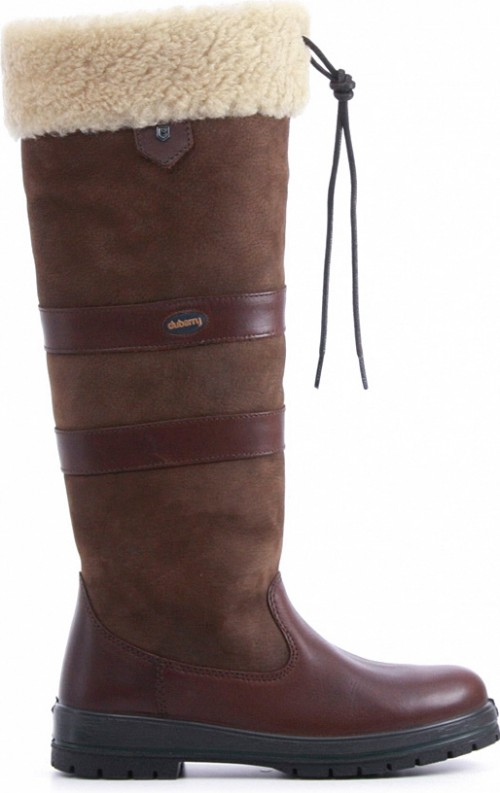 Winterlaars van dubarry