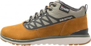 Warme sneaker van Salomon